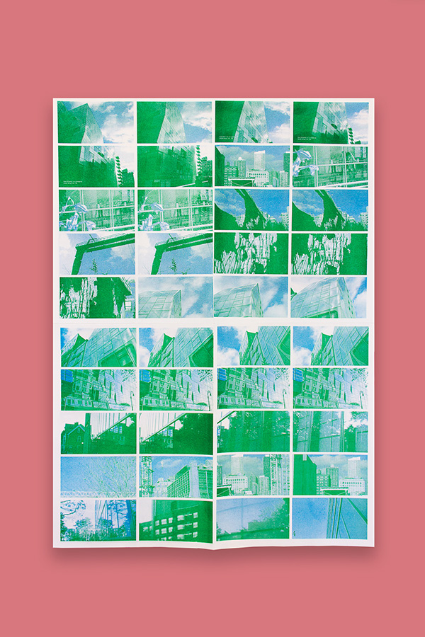 yale Thesis Book posters Riso risography