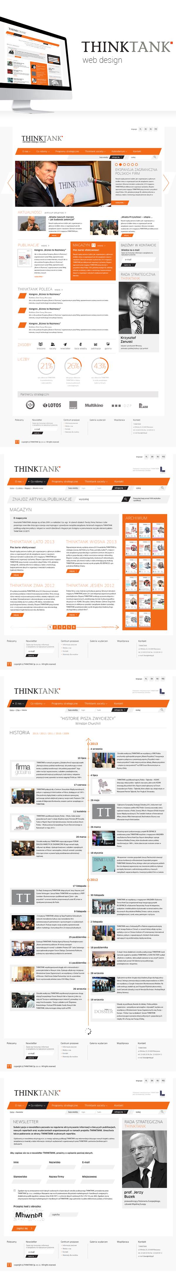 thinktank business magazine
