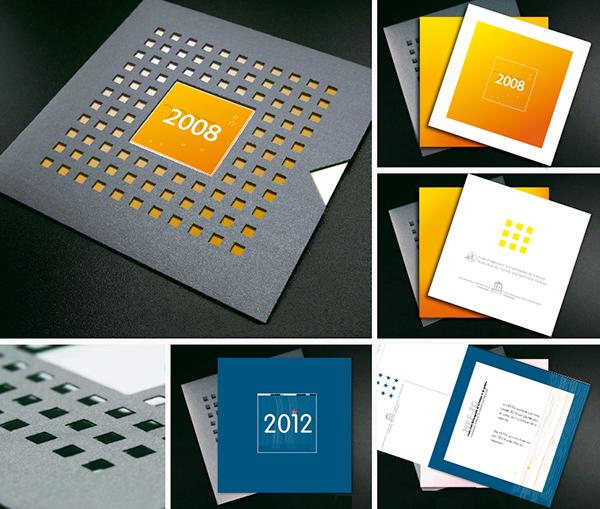 Bien-aimé Cartes de voeux, Greeting Cards, Grußkarten on Behance DQ53