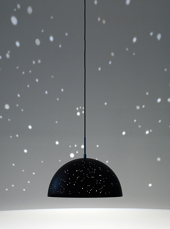Lamp light constellation Constellations starry light ceiling pendant anagraphic stars