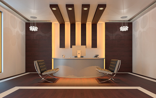 Manager Office Interior Design On Behance