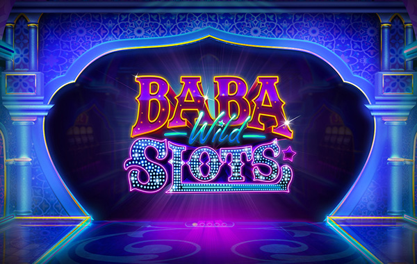 Logo Character Lobby For Baba Slots On Behance