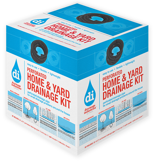Drainage Collection Boxes : Drainage industries by prinsco on behance