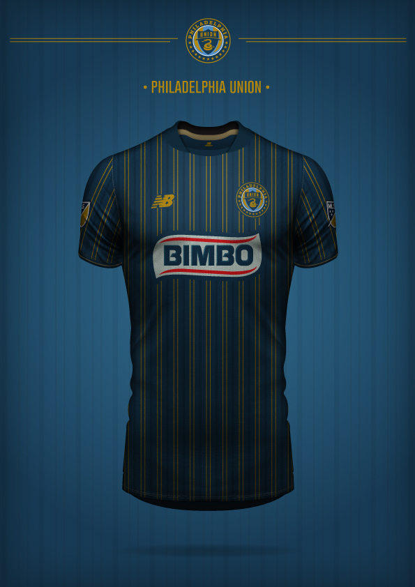 New Balance Philadelphia Union Concept Kit