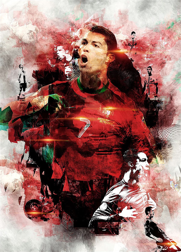 christiano ronaldo personality O ne week in and euro 2016 has already delivered some intriguing ironies, the most spectacular one being cristiano ronaldo complaining about over-celebration after.