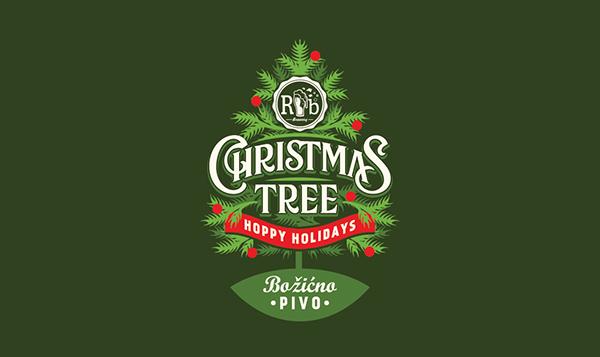 有美感的24個聖誕禮物包裝欣賞