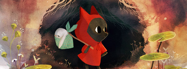 little red riding hood wolf