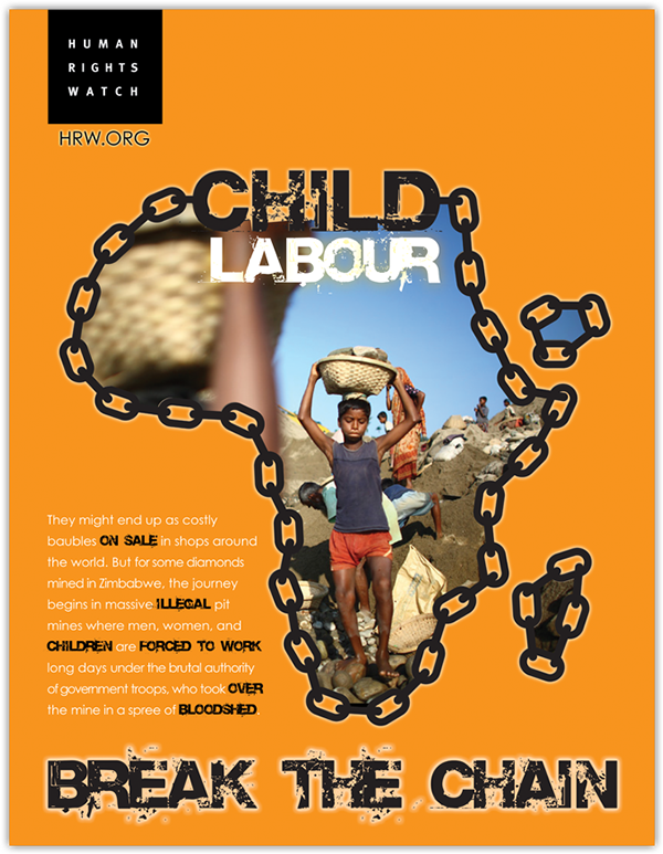 conversation on child labour 1 child: can i have this me: no child: ah, perhaps i've miscommunicated i'm asking for it because i want it me: i understood that, actually child .