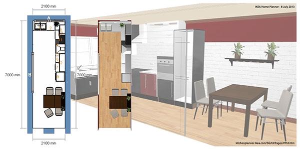 Experiencing Online Kitchen Planner Software From Www.IKEA.com .sg/kitchenplanner