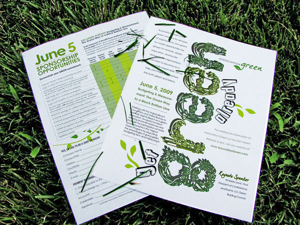 conference Event print