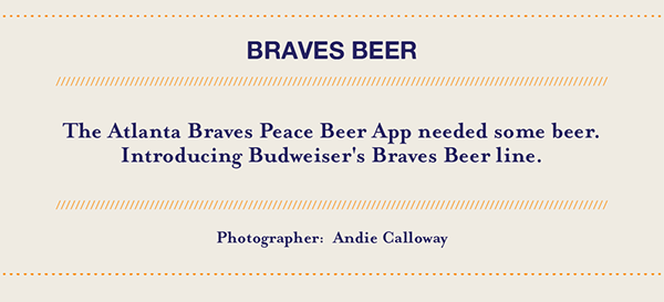 Atlanta Braves,beer, budwiser