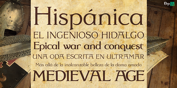 Dulcinea Serif - Font family - Typeface  on Behance