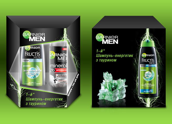 garnier shampoo project The design challenge for this project was the renewal of fructis packaging  together with the client's marketing team, we have participated in.