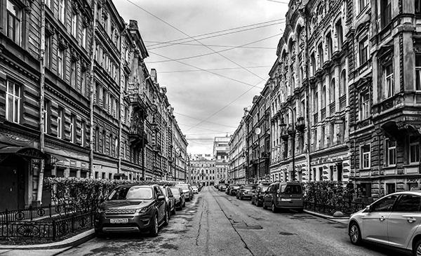 Saint Petersburg. The city of impressions.