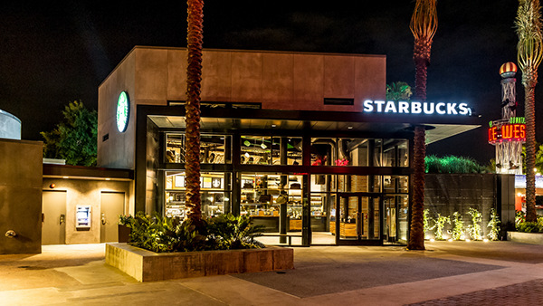 Starbucks Downtown Disney Orlando On Behance