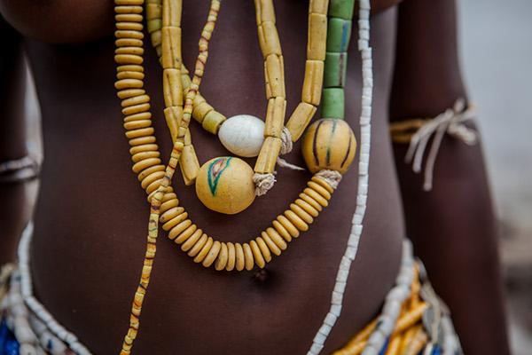 Ghana krobo photo photographer Ethnic africa girls beads Travel Canon wear initiation tradition
