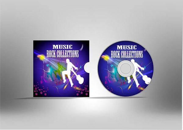 高品質的29套CD封面設計欣賞