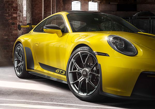 Porsche 911 GT3 Exclusive