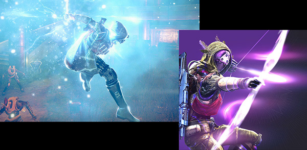 22+ Nightstalker Destiny Hunter Art Pics