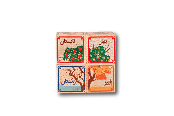 arabic persian farsi children children's toy kids middle east literacy early childhood Education educational wooden toy classic toy building blocks