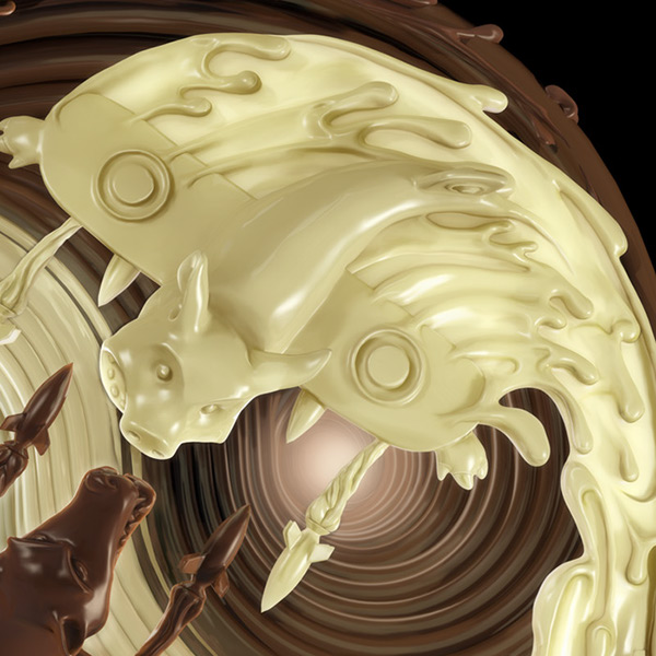 For The Love Of Chocolate On Behance