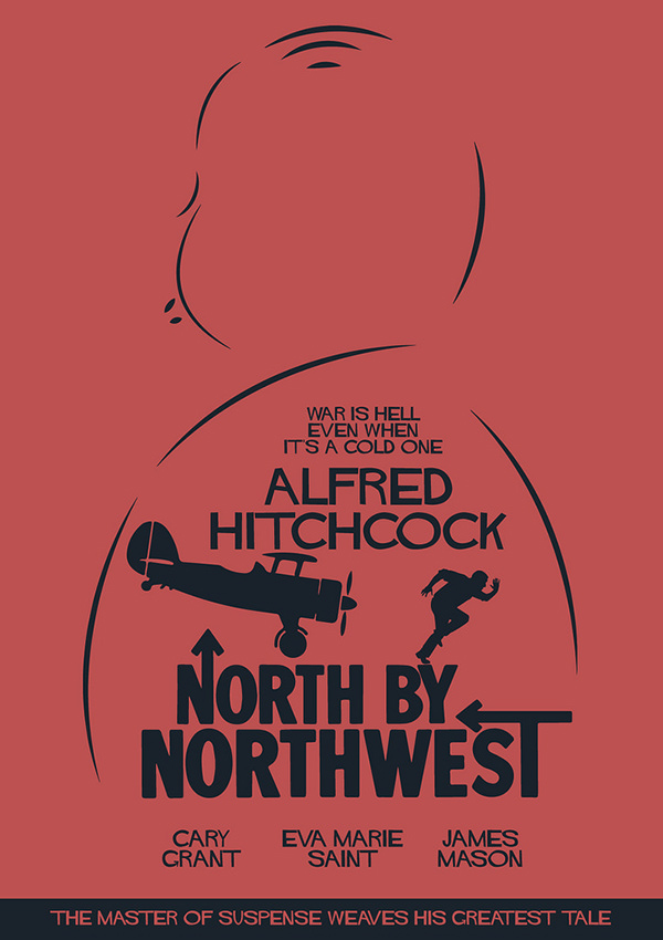 Alfred Hitchcock Poster | www.imgkid.com - The Image Kid ...