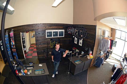 Trek Bicycle Store Louisville On Behance