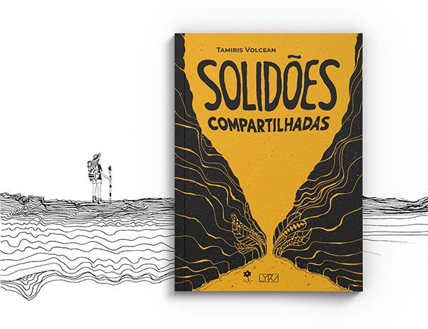 Livro Solidões Compartilhadas