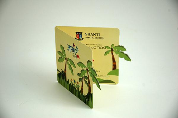 invitation cards on behance