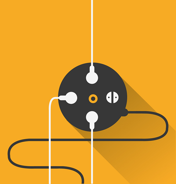 Connector Icons On Behance