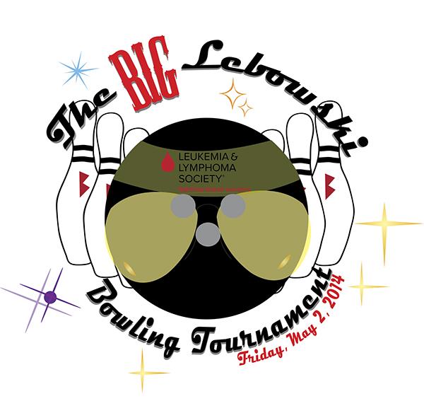 logo,charity,bowling tournament,Illustrator,sketching
