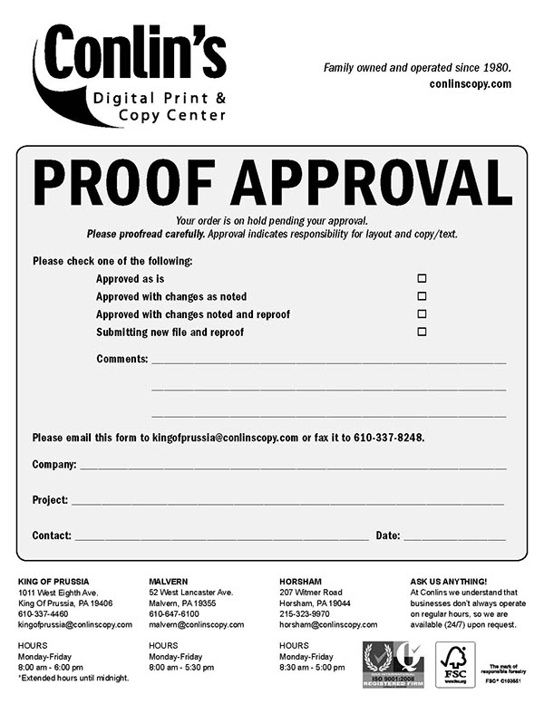 Approval Form Print Fax Email And Fill In On Behance