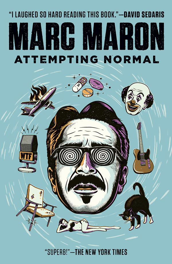 Attempting Normal by Andrew Fairclough