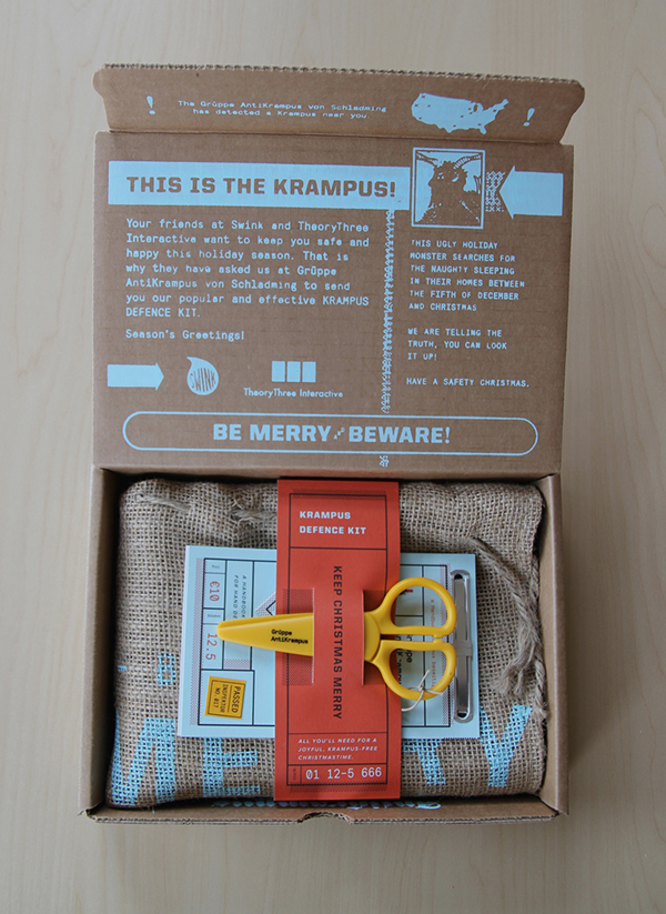 krampus defence kit on pantone canvas gallery. Black Bedroom Furniture Sets. Home Design Ideas