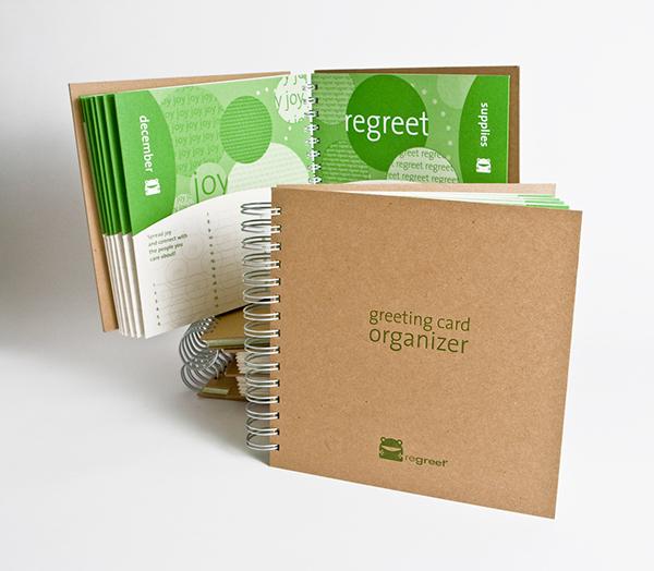 Regreet™ Greeting Card Organizer On Behance