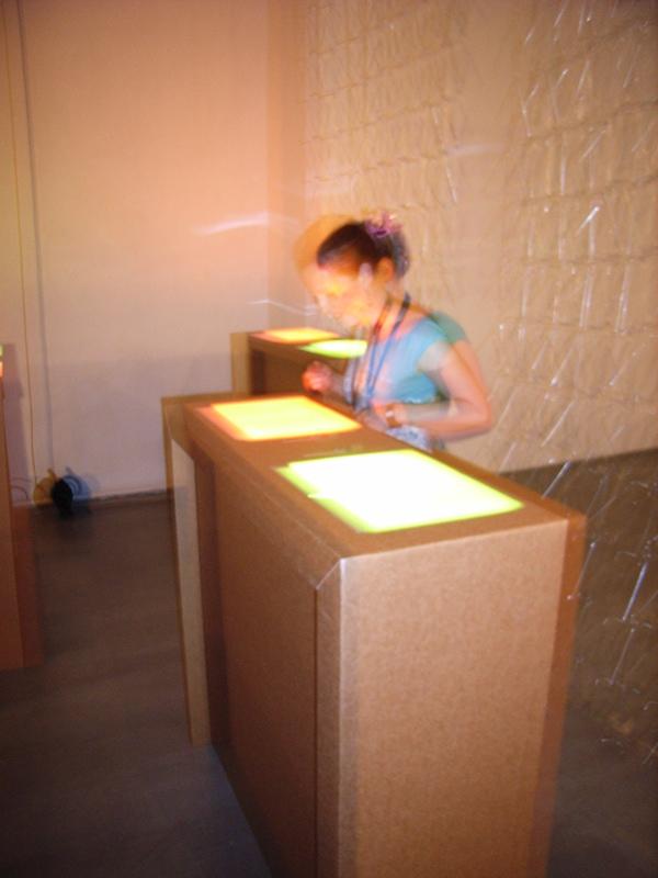 Exhibition  designparcours