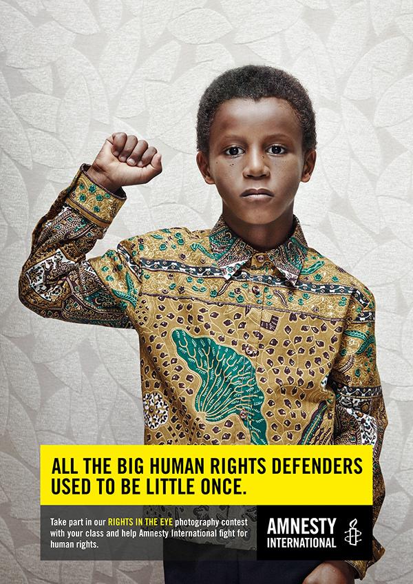 amnesty international high school essay contest