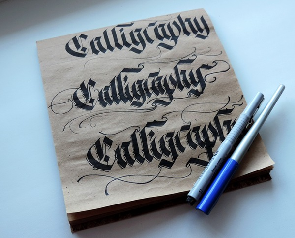 Calligraphy masters contest on behance