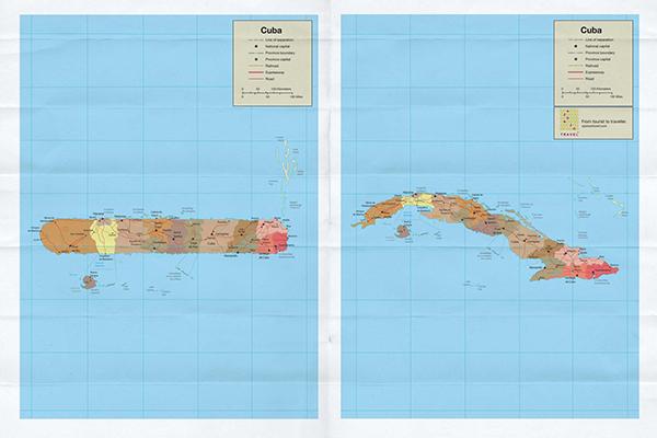 Azonzo Travel   Cuba  australia  Azonzo Maps
