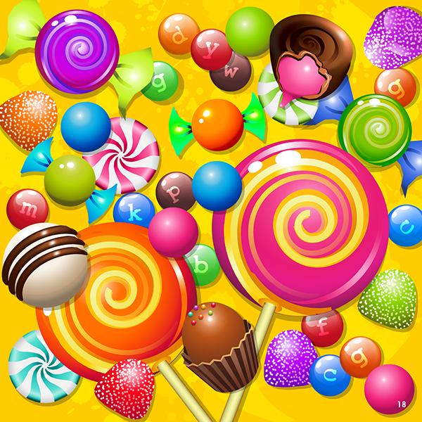 """Candy Shop"" Children's book illustrations on Behance"