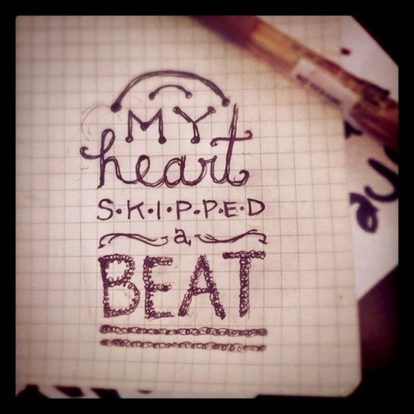 Heart skips a beat скачать mp3