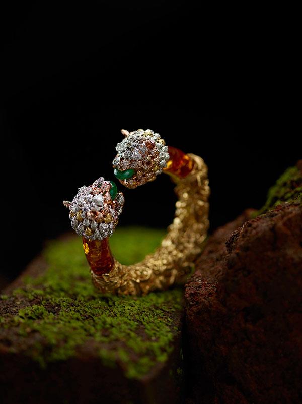 Diamond jewellery  BINA GOENKA israr qureshi gold