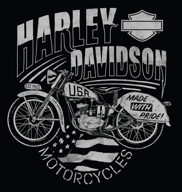 Harley Davidson On Behance