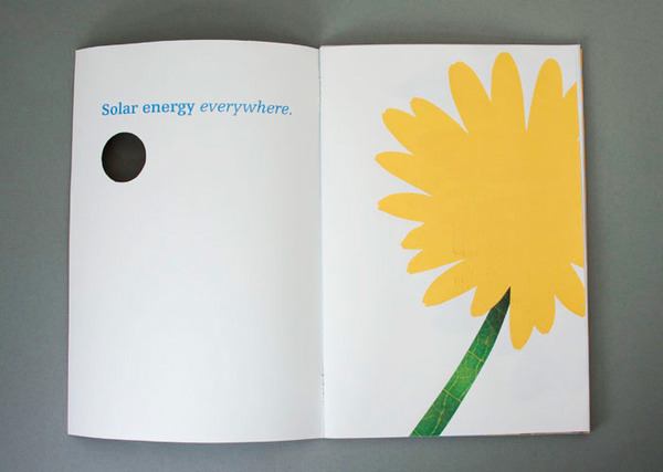 green,energy,book,annual report,solar