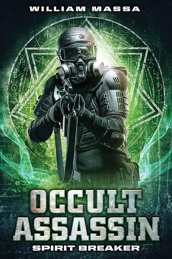 OCCULT ASSASSIN - Book Covers - Box Set on Wacom Gallery