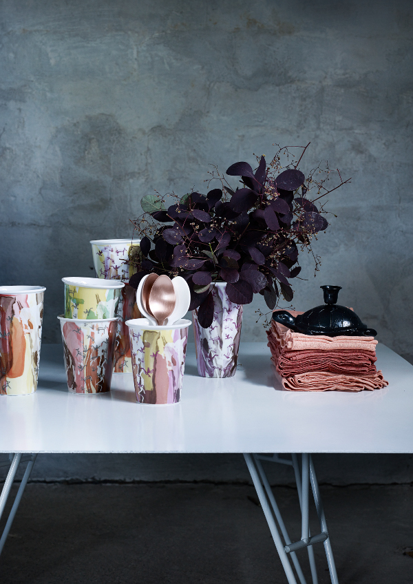 Nordal Interior Mugs Coffee graphicdesign marrariver animals nordic danish