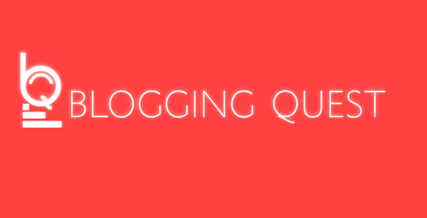 Blogging Quest, Image, Gaurav Tiwari