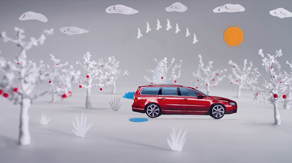 Volvo Build Your Own Car On Behance