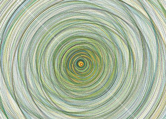 generative art processing Algorithms