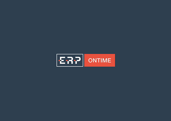 development logo ERP cloud remote software Web flat icons